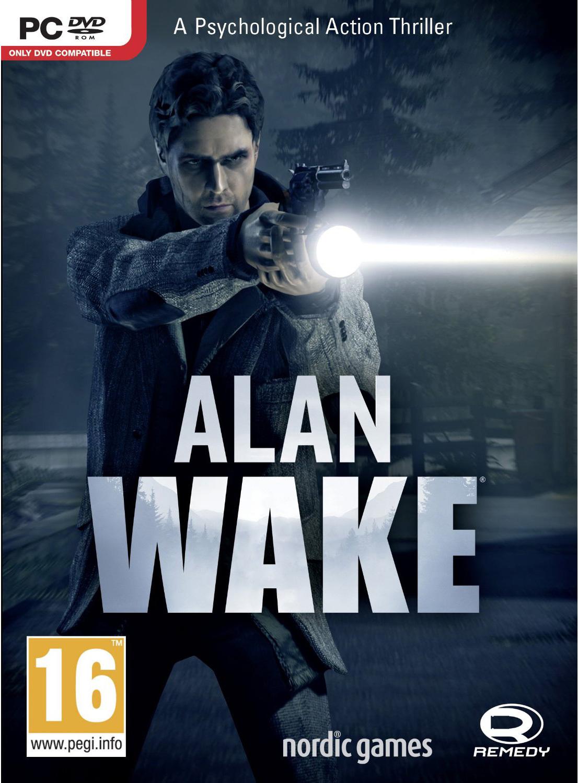 Alan Wake sur PC + autres titres