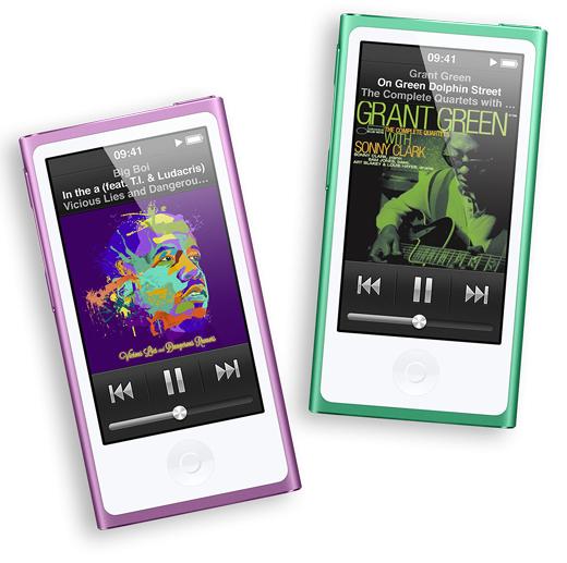 iPod Nano 7ème génération