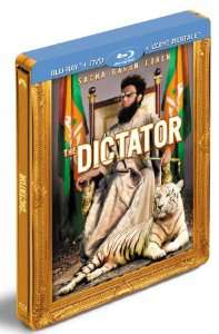 The Dictator - Combo DVD + Blu-ray + Copie digitale - Boîtier métal ( Edition exclusive Amazon.fr)