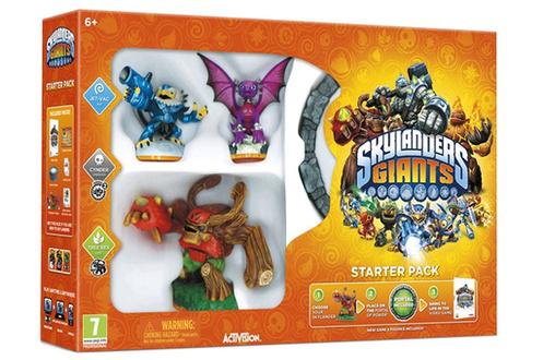 Skylanders Giants Pack 3DS