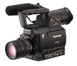Caméscope professionnel HD Panasonic AG-AF101EJ Micro 4/3