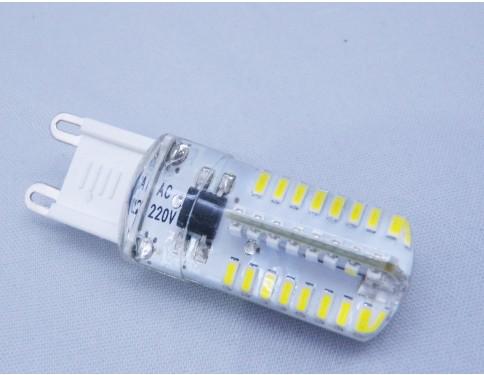 Ampoule LED Type G9 4W (Lumière blanche chaude 220-240V)