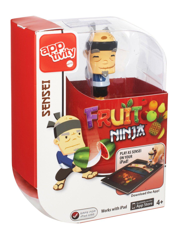 Jeu pour iPad: MATTEL Apptivity - Fruit Ninja