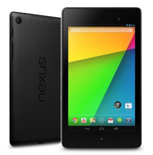 10 % de réduction sur toutes les Nexus 7 2013 : 32 Go 4G à 314.92€, 32 Go à 242.92€,  16 Go