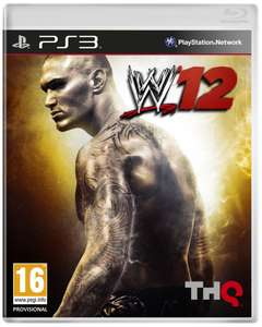 THQ WWE 2012 sur PS3/Xbox 360