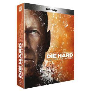 Coffret Blu Ray Die Hard : L'ultime collection - L'intégrale des 5 films