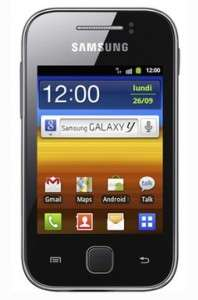 Smartphone Android Samsung Galaxy Y - Nu tout opérateur