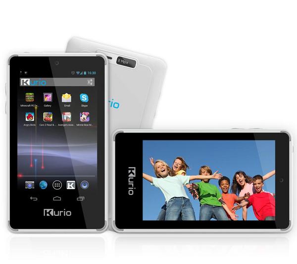 Lecteur multimédia Tactile Kurio 4S touch Android 4.2, Dual core, 8Go, µSD, wifi