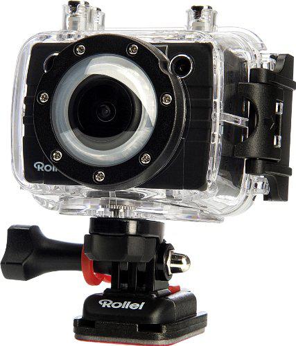 Caméra sport HD Rollei Actioncam S-40 Wi-Fi