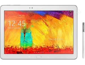 Tablette tactile Samsung Galaxy Note 10.1 Edition 2014 WiFi 16Go blanc (Avec ODR 50€)