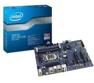 Carte mère Intel DZ77BH-55K Socket 1155