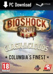 Bioshock Infinite Plus (jeu complet + clash in the clouds + columbia's finest) dématérialisé (Steam)