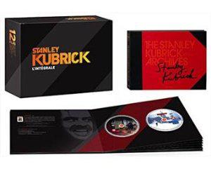 Sélection de Coffrets Blu-rays et DVD en promotion. Ex : Intégrale DVD Kubrick 12 films + 1 Documentaire + 1 Livre
