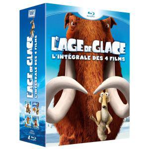 Sélection de Coffrets Blu Ray en promo - Ex: Intégrale l'Age de Glace