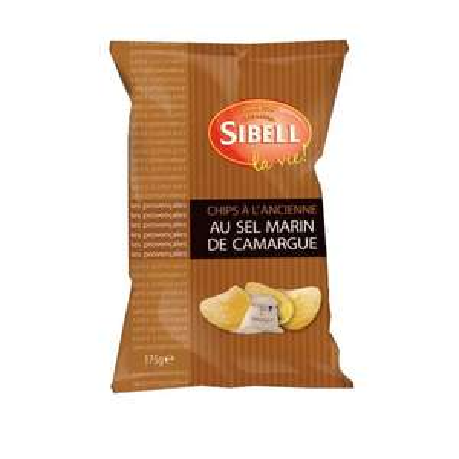 Le samedi 25/01 uniquement : Chips Sibell gratuites (100 % remboursés sur la carte fidélité)
