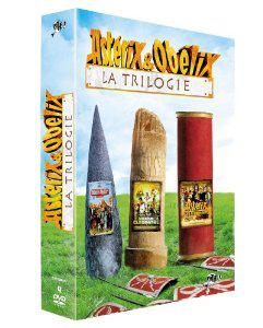 Coffret DVD Astérix la trilogie