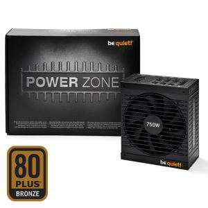 Alimentation Be Quiet! Power Zone 750W  (Full Modulable)  à 99.10€ via Buyster, sinon