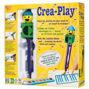 Jeu Crea-Play (Peinture)