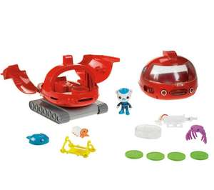 Jouet Fisher Price :  Véhicule Octonauts mission Gup-X