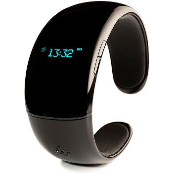 Montre connectée Mykronos ZeBracelet - 150 mAh - Bluetooth 2.1 ou ZeWatch