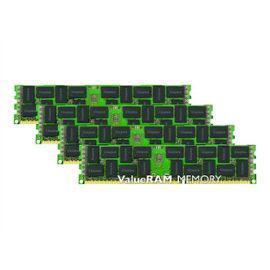 Mémoire pour serveurs : Kingston ValueRAM 16 Go (4 x 4 Go) DDR3L - 1333 MHz - ECC Registered CL9 DR X8