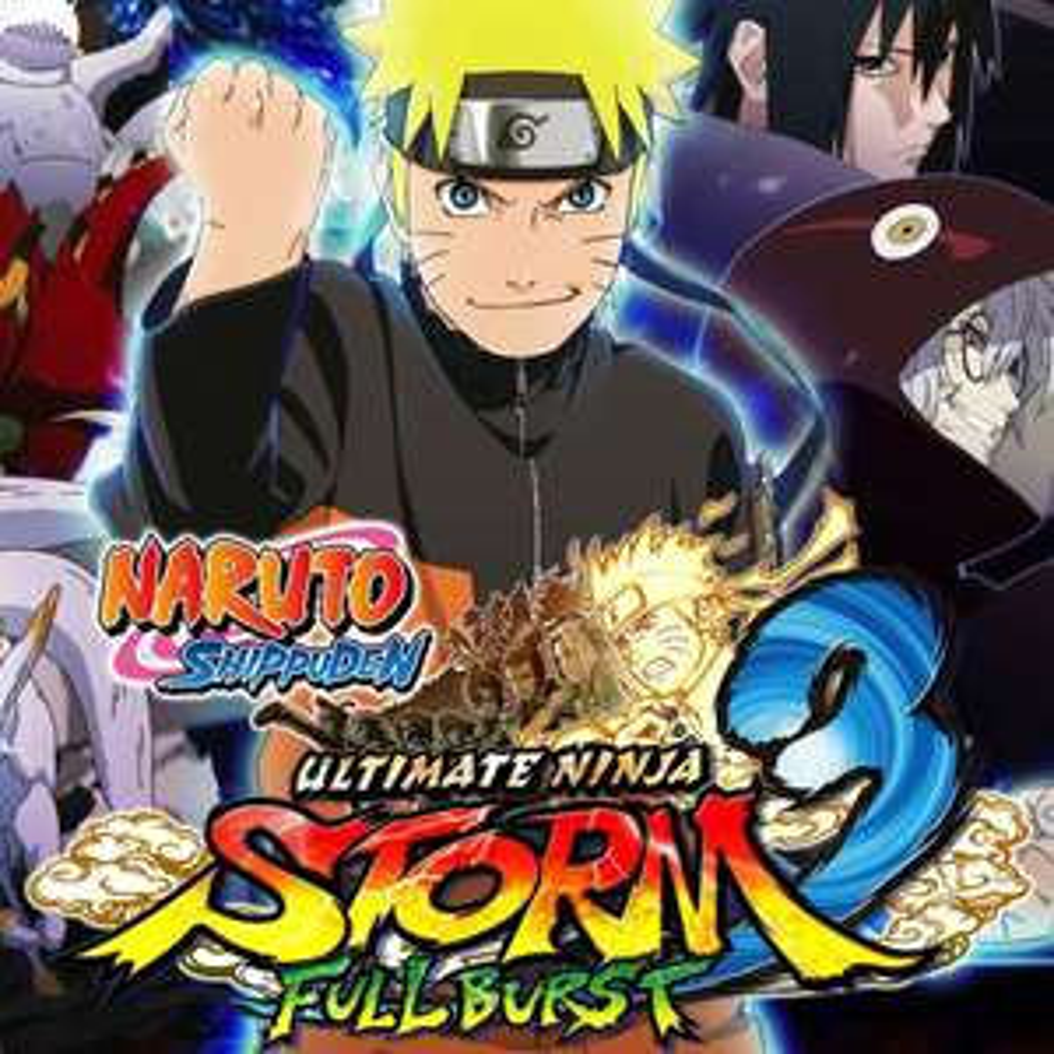 Naruto Ultimate Ninja Storm 3 : Full Burst (PS3, Xbox360)