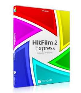 Logiciel HitFilm 2 express gratuit