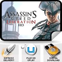Assassin's Creed Liberation HD sur PC dématérialisé