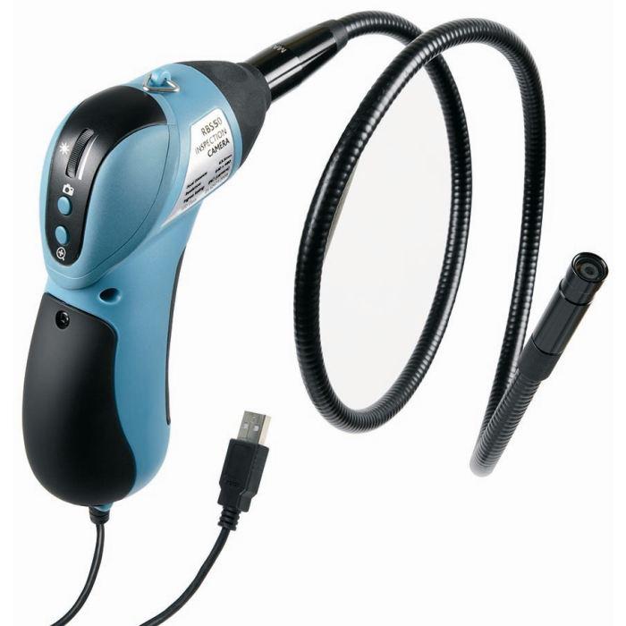 Caméra flexible Endoscope Ring RBS50 - Diamètre 11.5mm - étanche