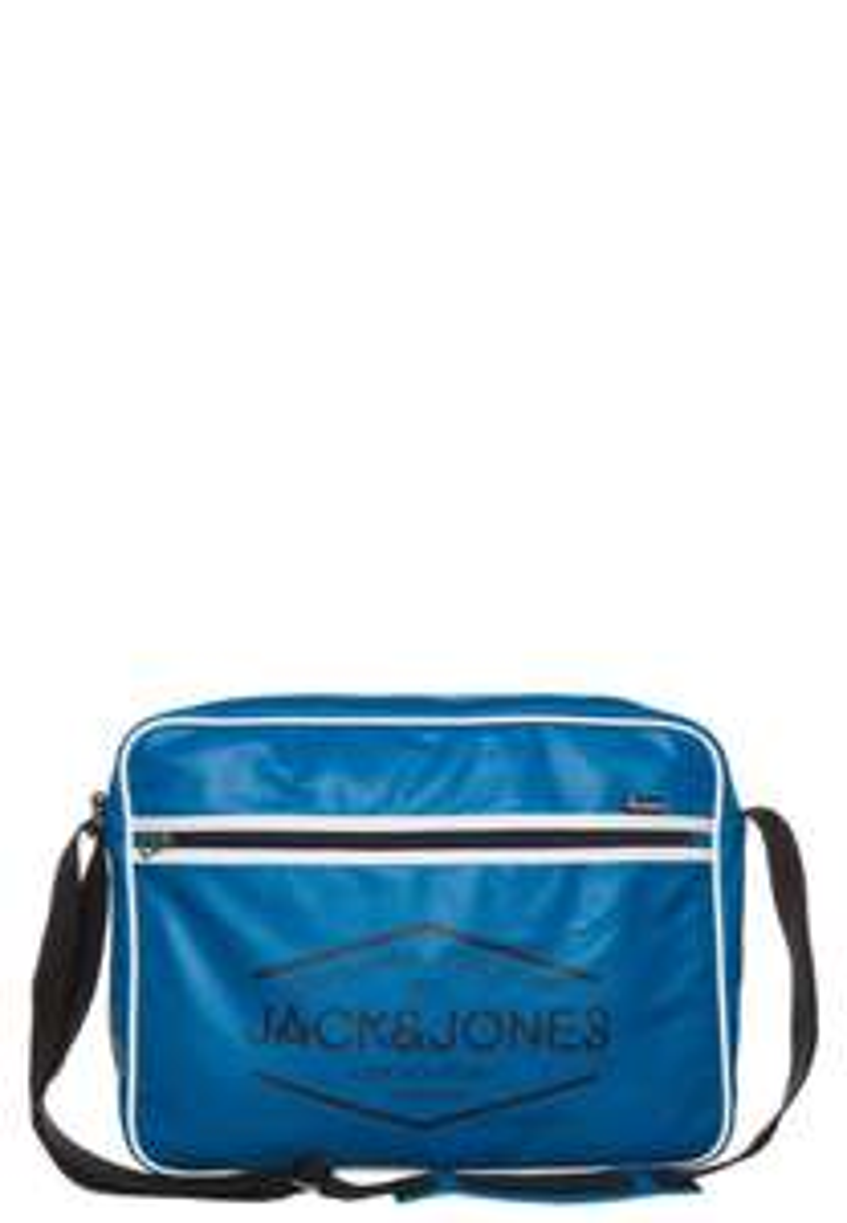 Sac bandoulière Jack & Jones Malthe turquoise