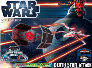 Circuit électrique Star Wars - Death Star Attack