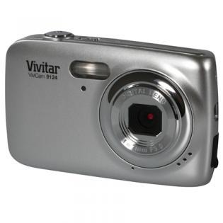 Appareil photo Vivitar V9124 - 9.1 Mpixel , zoom optique 4x / livraison gratuite