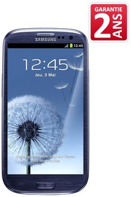 Smartphone Samsung Galaxy S3 16 Go (Avec ODR de 50€)