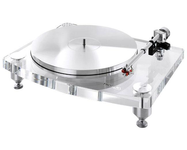 Platine vinyle hi-fi Thorens TD2015 avec bras TP92