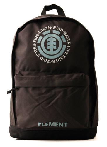 Bon prix sur les sac à dos - Ex : Sacs element anthracite (+6 de port)