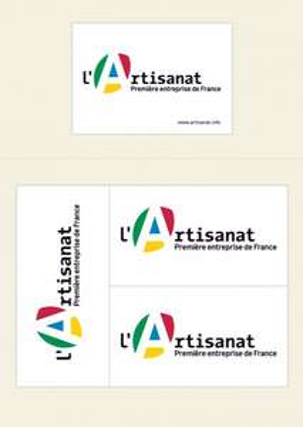 Kit autocollants (1 adhésif format A4 + 3 autocollants logo) de Artisanat gratuit