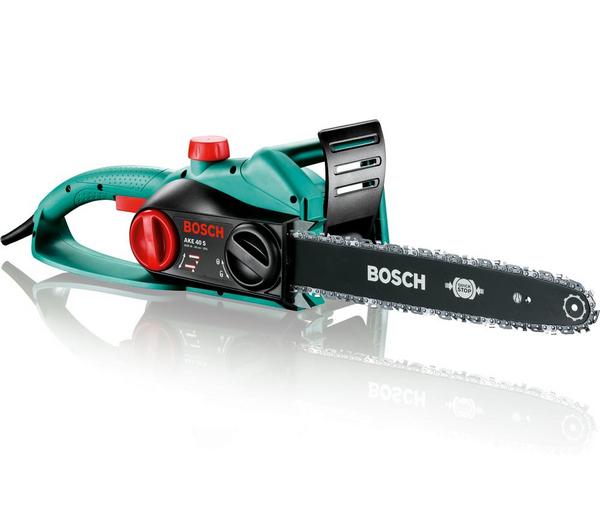 Tronçonneuse électrique Bosch 1800W AKE 40-19S
