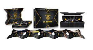 Coffret X-Men - The Ultimate Collection Edition Limitée (8 Blu-ray + 20h de bonus + fiches personnages exclusives)