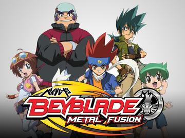 Toupie Beyblade Metal Fusion
