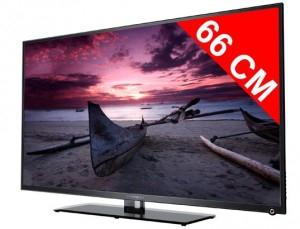 "TV Thomson 26HU5253 LED 26 "" - 720p - Tuner TNT - 50 Hz"