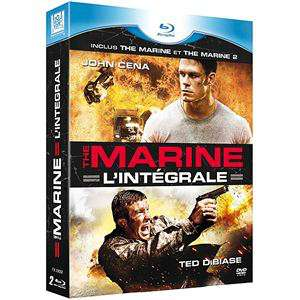 L'intégrale : The Marine 1 et The Marine 2 [Blu-ray]