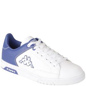 Chaussure Kappa Men's Altino Trainers - White/Navy