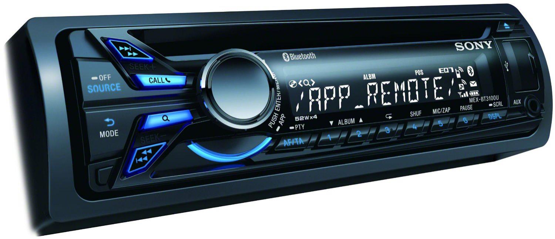 Autoradio Sony MEXBT3100U (avec ODR 30€)