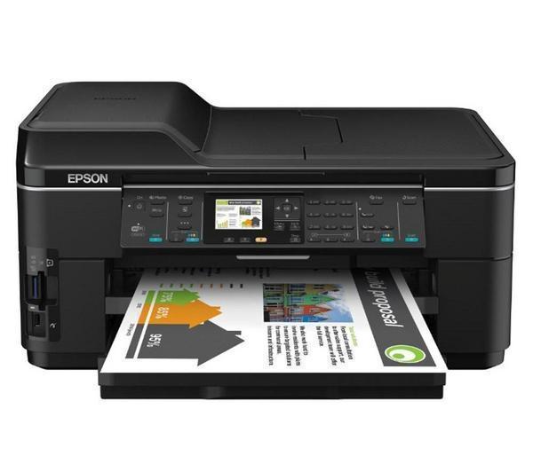 Imprimante A3 WorkForce WF-7515 + cartouches encres (avec ODR 100€)