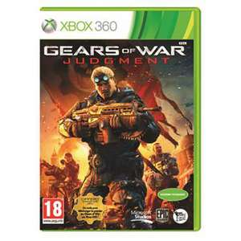 Gears of War Judgment (+ GoW 1 offert) sur Xbox 360