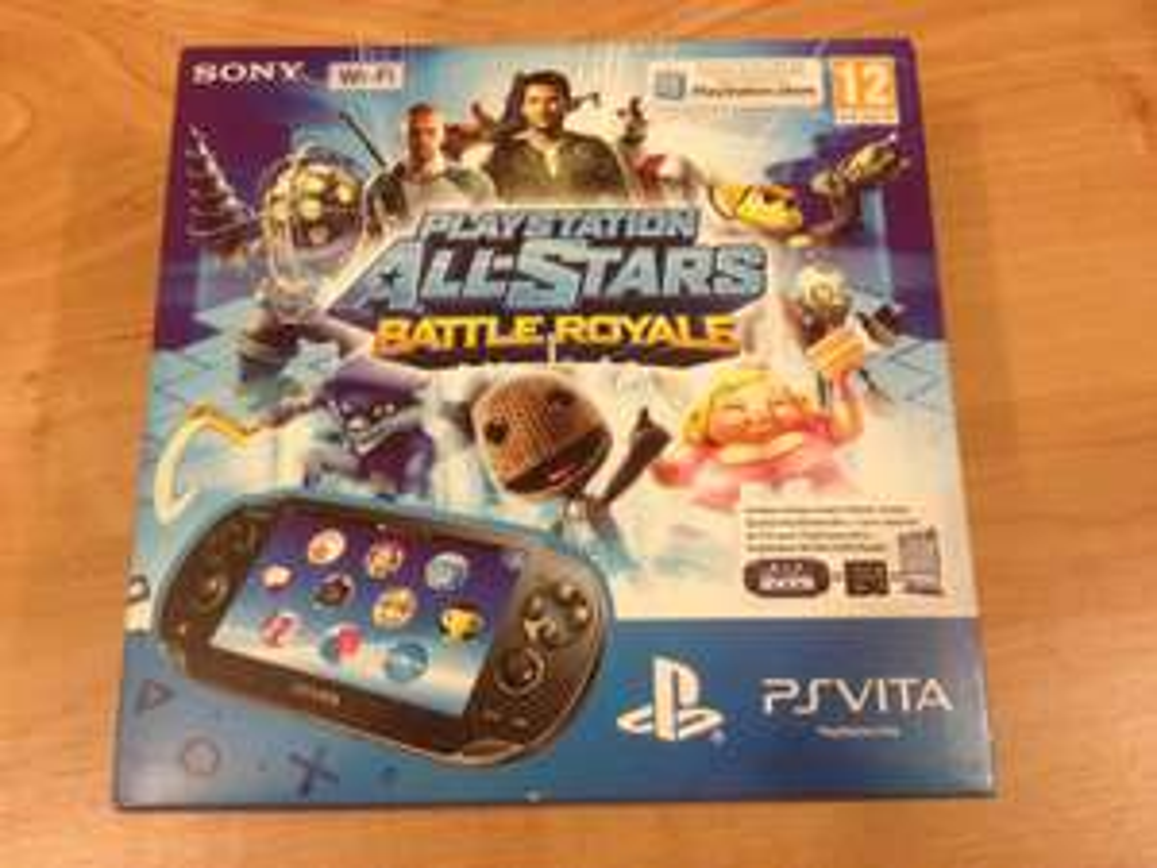 Pack PS Vita Playstation All-Stars Battle Royale