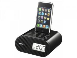Radio Reveil pour iPod SONY ICF-C05iP