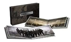 Coffret dvd Band of Brothers + The Pacific