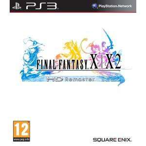 Pré-commande : Final Fantasy X/X-2 HD Remaster sur PS3