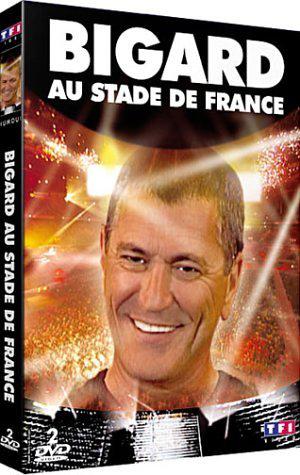 DVD Bigard au stade de France
